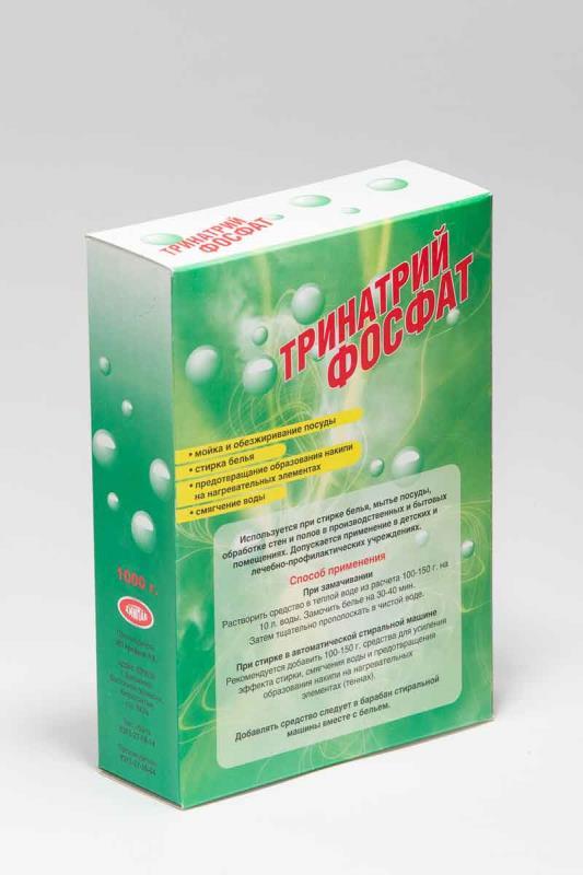 Тринатрий фосфат автомат 1000 г - 2