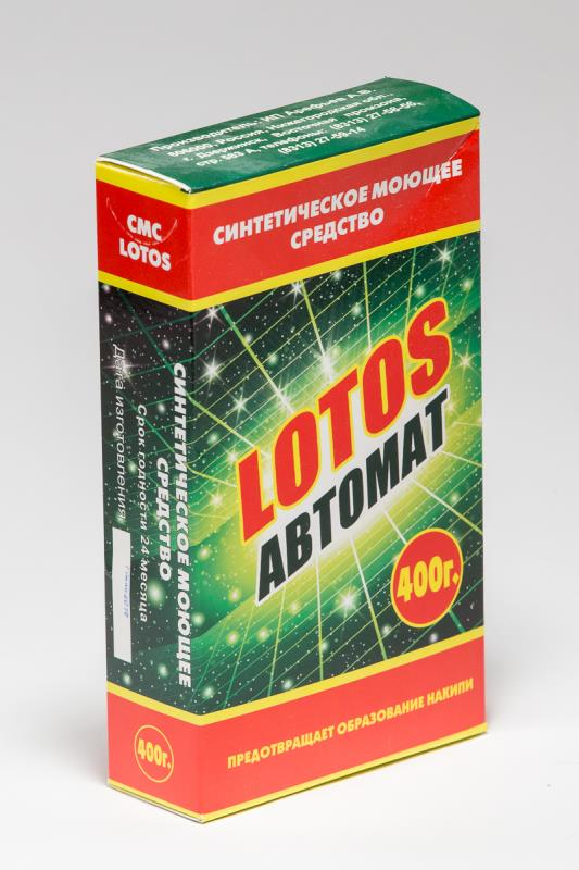 Лотос Автомат 400 г