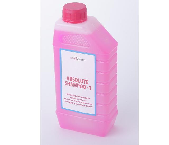 ABSOLUTE SHAMPOO-1 1 л