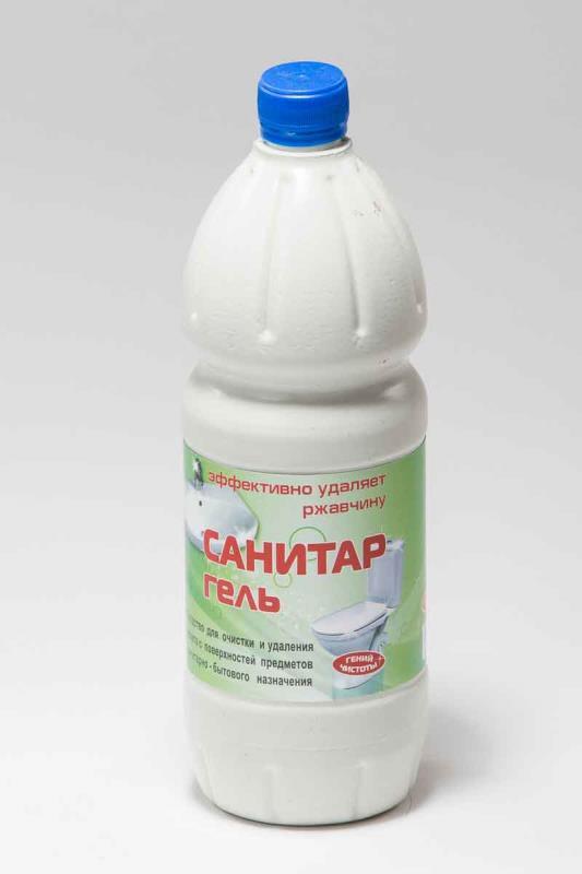 Санитар Гель PUSH PULL 1 л